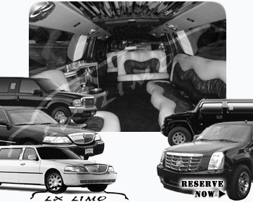 Mesa Stretch Limos for rental