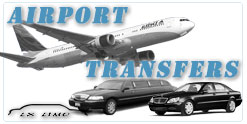 Mesa Airport Transfers and airport shuttles