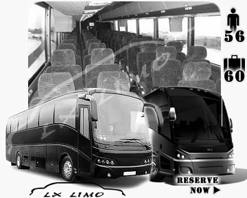 Motor Coach for hire in Mesa AZ