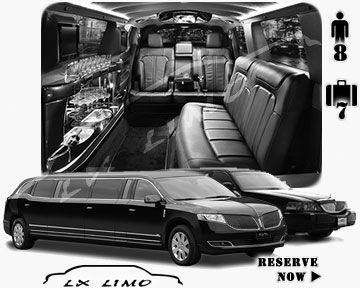 Limo from Mesa airport