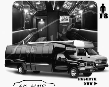 Mesa Party Bus rental